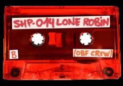 Shp014-LoneRobin
